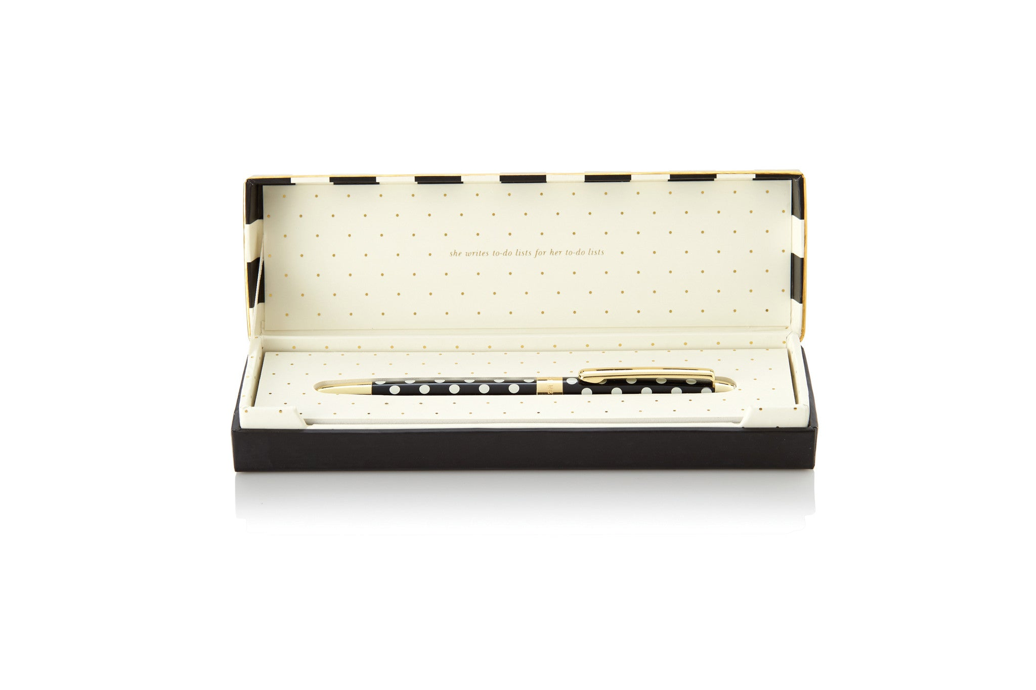 Kate Spade New York: Polka Dots Ballpoint Pen