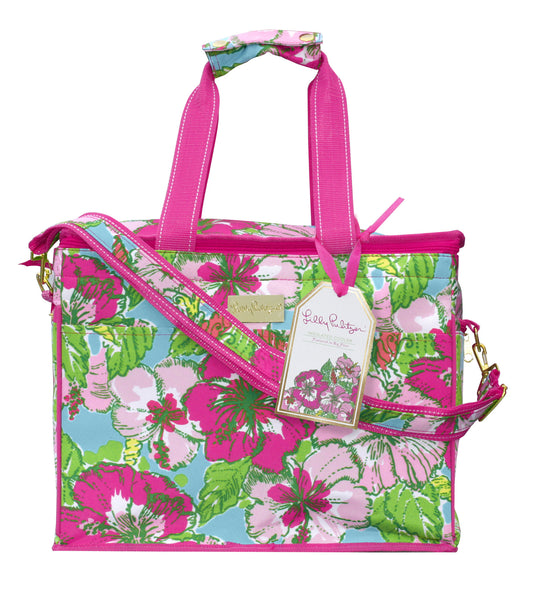 Lilly Pulitzer: Big Flirt Insulated Cooler