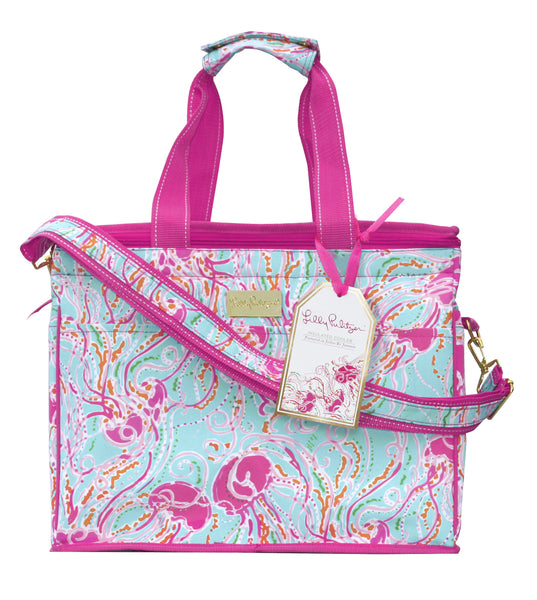 Lilly Pulitzer: Jellies Be Jammin' Insulated Cooler