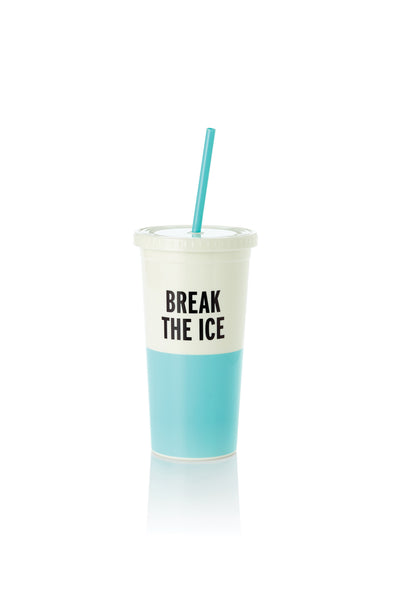 "Kate Spade New York: ""Break the Ice"" Insulated Tumbler"