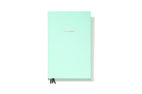 "Kate Spade New York: ""Chic Happens"" Journal"