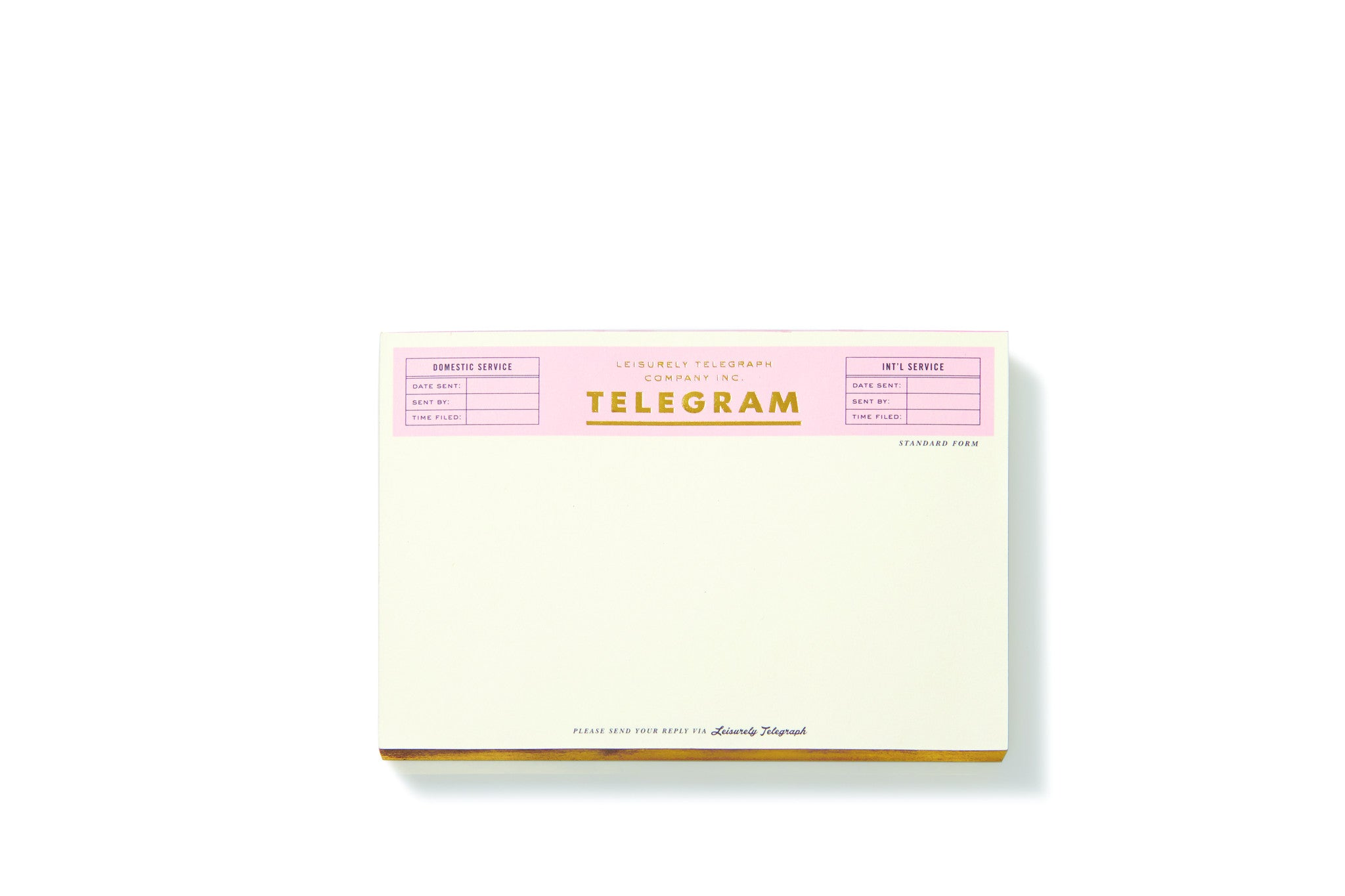 Kate Spade New York: Vintage Telegram Notepad