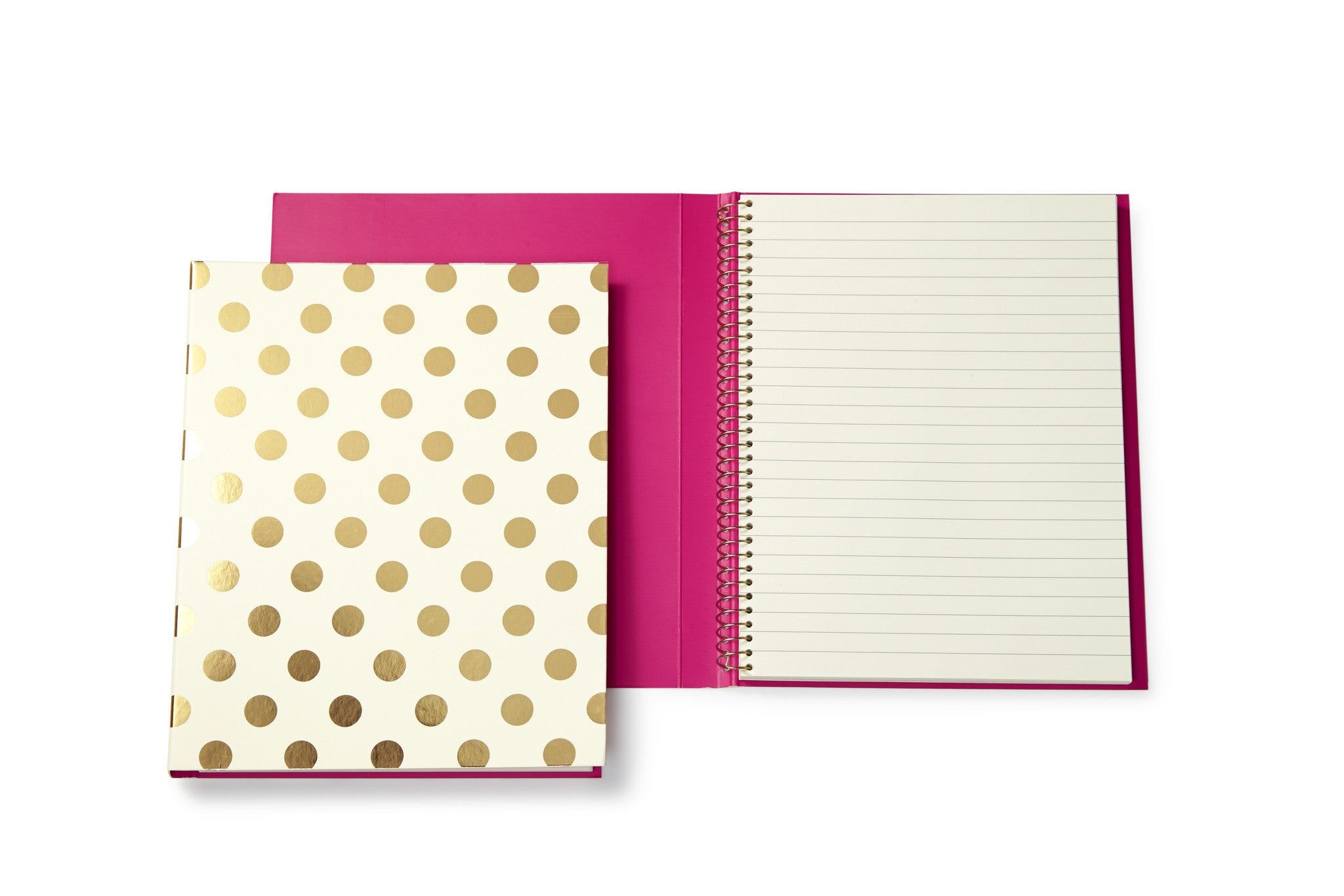 Kate Spade New York: Gold Dots Notebook