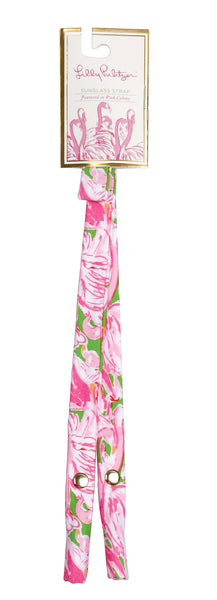 Lilly Pulitzer: Pink Colony Croakies