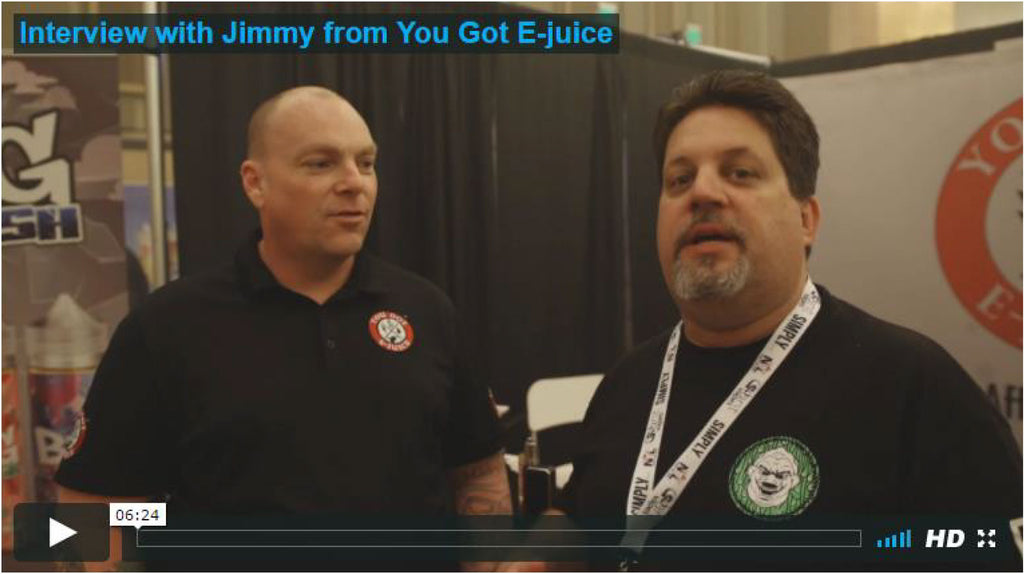 JIMMY INTERVIEWS WITH VAPING INSIDER