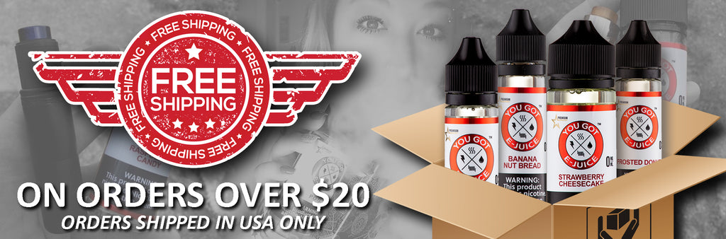 You Got E-Juice - Making Vaping Affordable For Everyone