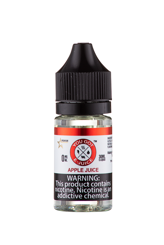 Apple Juice 30ML - yougotejuice.com