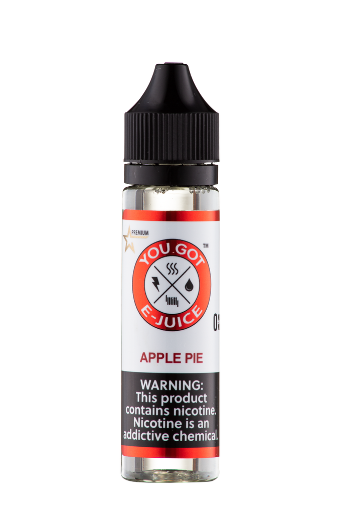Apple Pie 60ML - yougotejuice.com