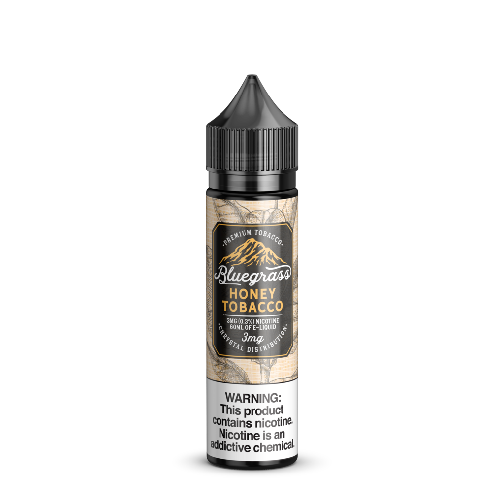 Bluegrass Honey Tobacco - yougotejuice.com