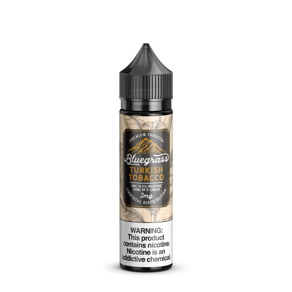 Bluegrass Turkish Tobacco - yougotejuice.com