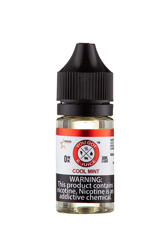 Cool Mint 30ML - yougotejuice.com