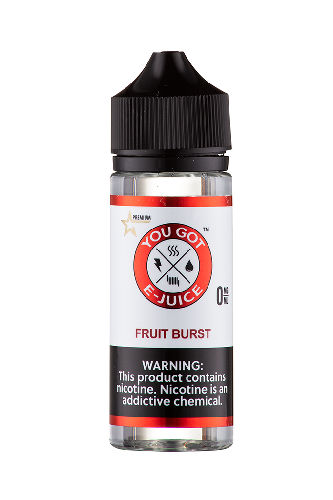 Fruit Burst 120ML - yougotejuice.com