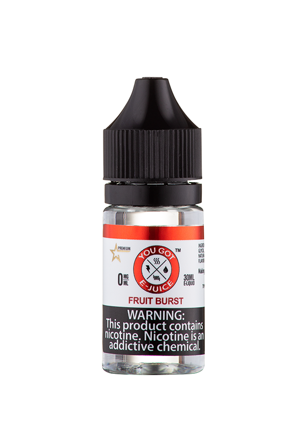 Fruit Burst 30ML - yougotejuice.com