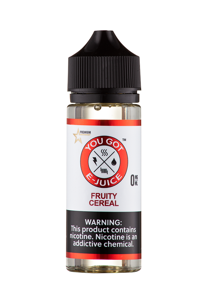 Fruity Cereal 120ML - yougotejuice.com