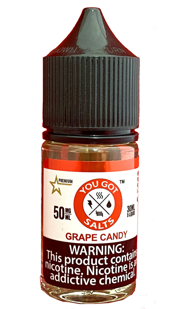 Grape Candy (Salt Nic)