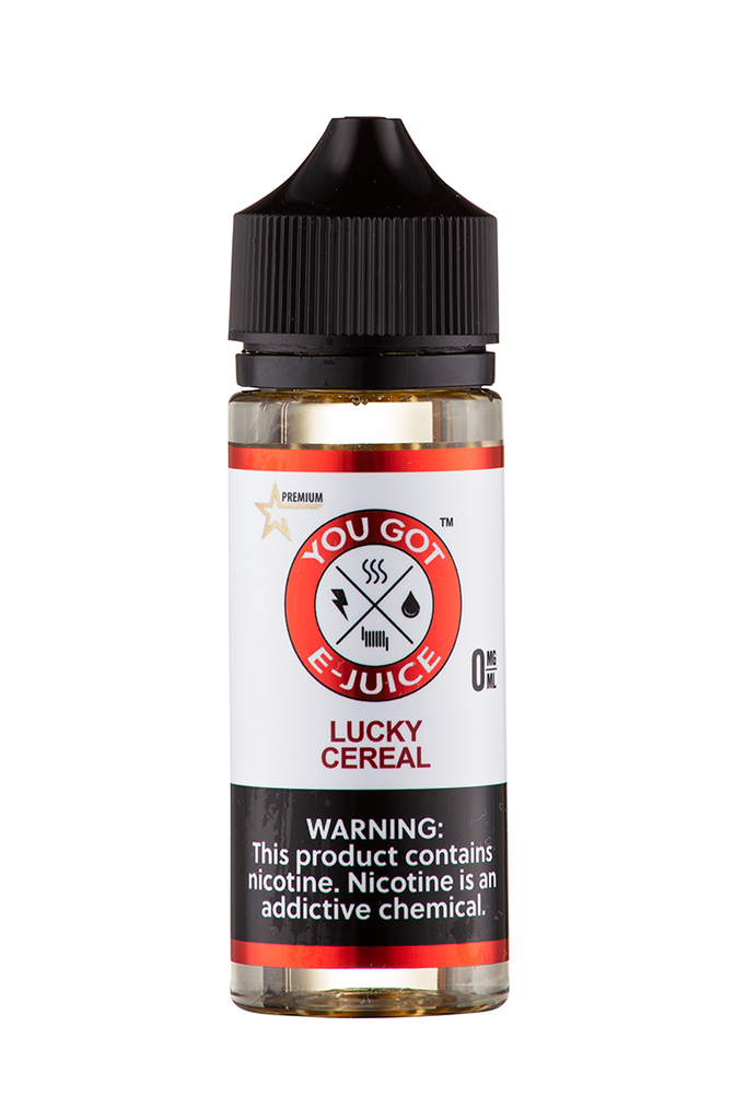 Lucky Cereal 120ML - yougotejuice.com