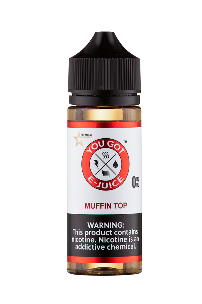 Muffin Top 120ML - yougotejuice.com