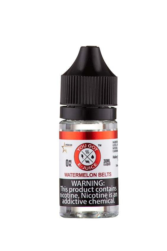 Watermelon Belts 30ML - yougotejuice.com