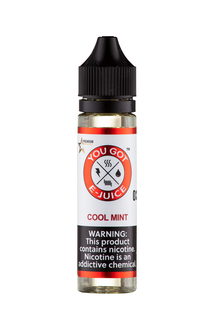 Cool Mint 60ML - yougotejuice.com