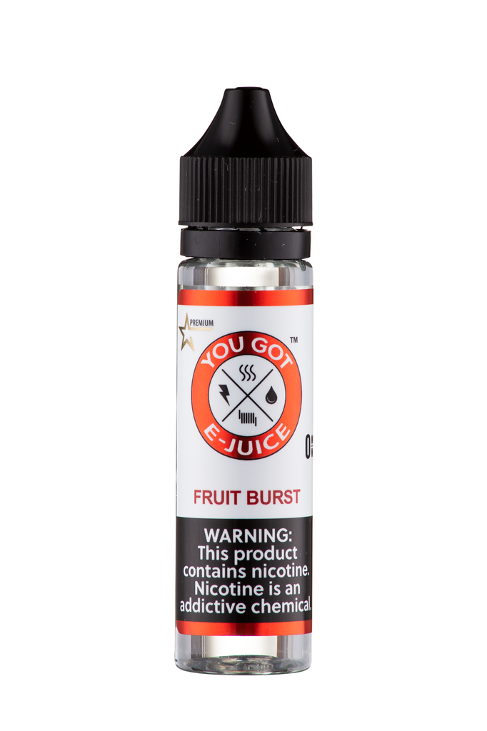 Fruit Burst 60ML - yougotejuice.com