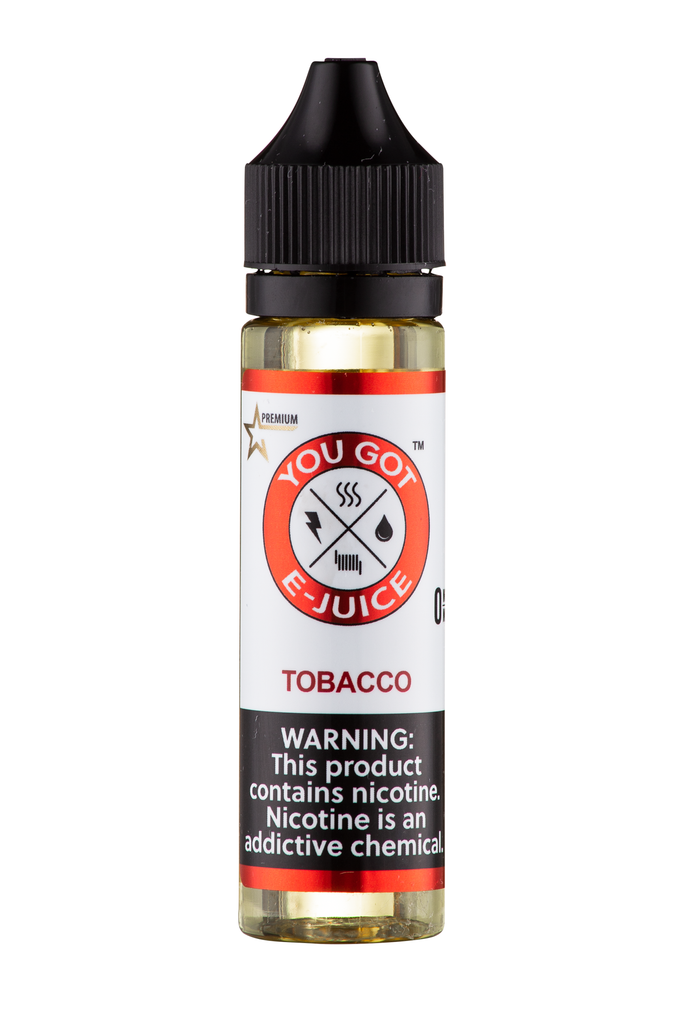 Tobacco 60ML - yougotejuice.com