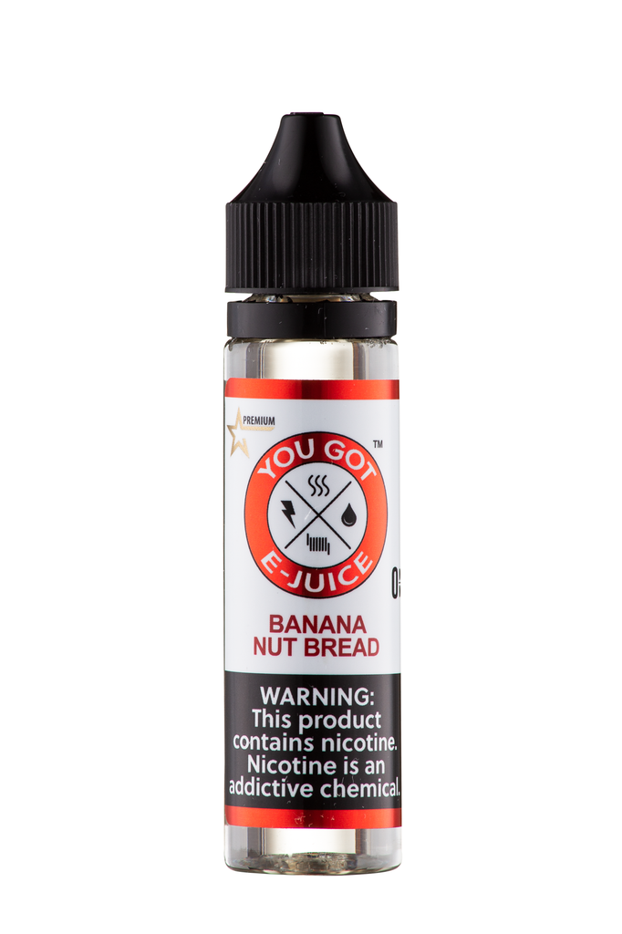 Banana Nut Bread 60ML - yougotejuice.com
