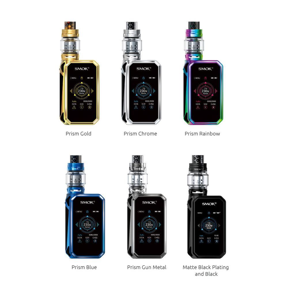 SMOK G-PRIV 2 230W LUXE EDITION & TFV12 PRINCE FULL KIT - yougotejuice.com