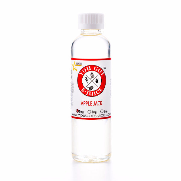Apple Jack 240ML - yougotejuice.com