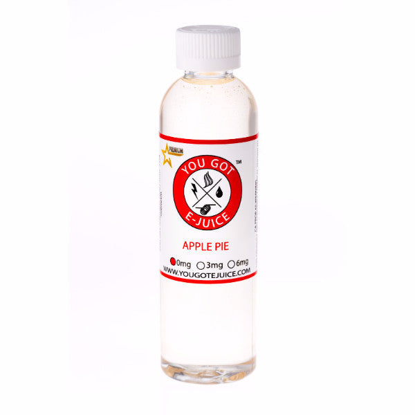 Apple Pie 240ML - yougotejuice.com