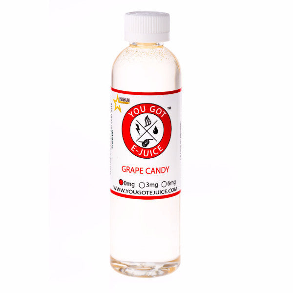 Grape Candy 240ML - yougotejuice.com