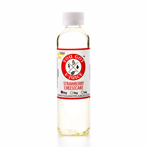 Strawberry Cheesecake 240ML