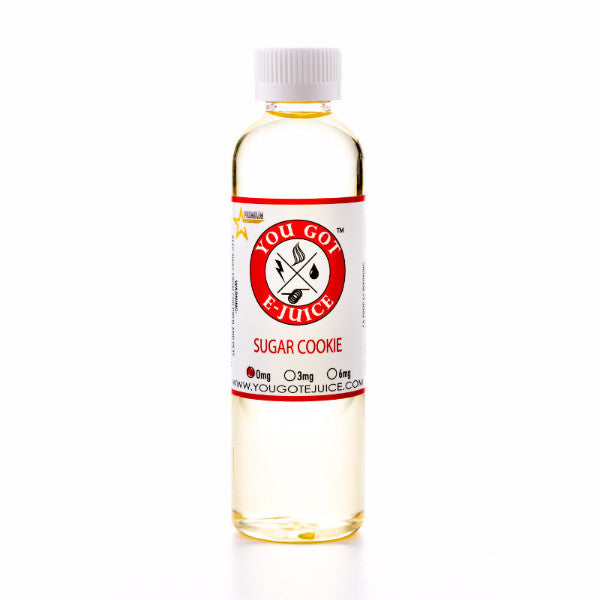 Sugar Cookie 240ML - yougotejuice.com
