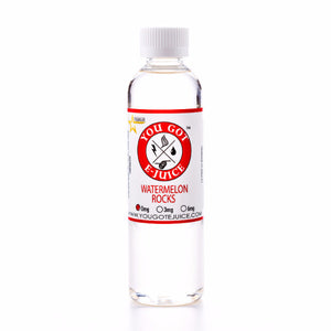 Affordable e-juice: Watermelon Rocks 240ML