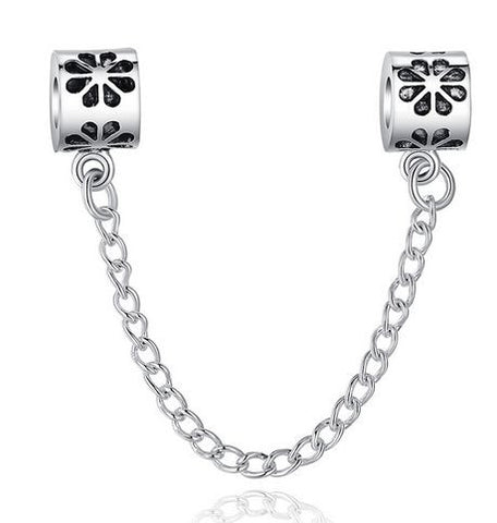 Lenora Safety Chains & Clip Charms