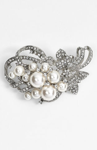 Ornate Brooches
