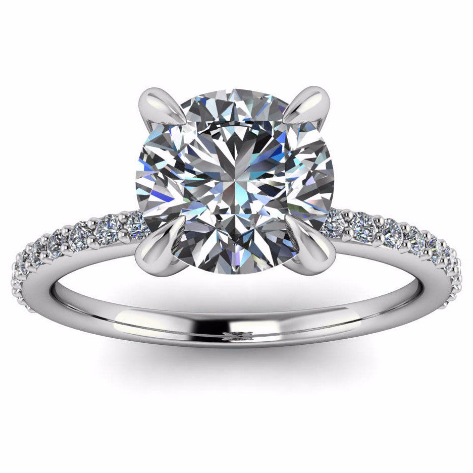 single solitaire rings stone