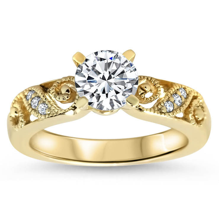 wedding and engagement romantic rings romance diamond by stock