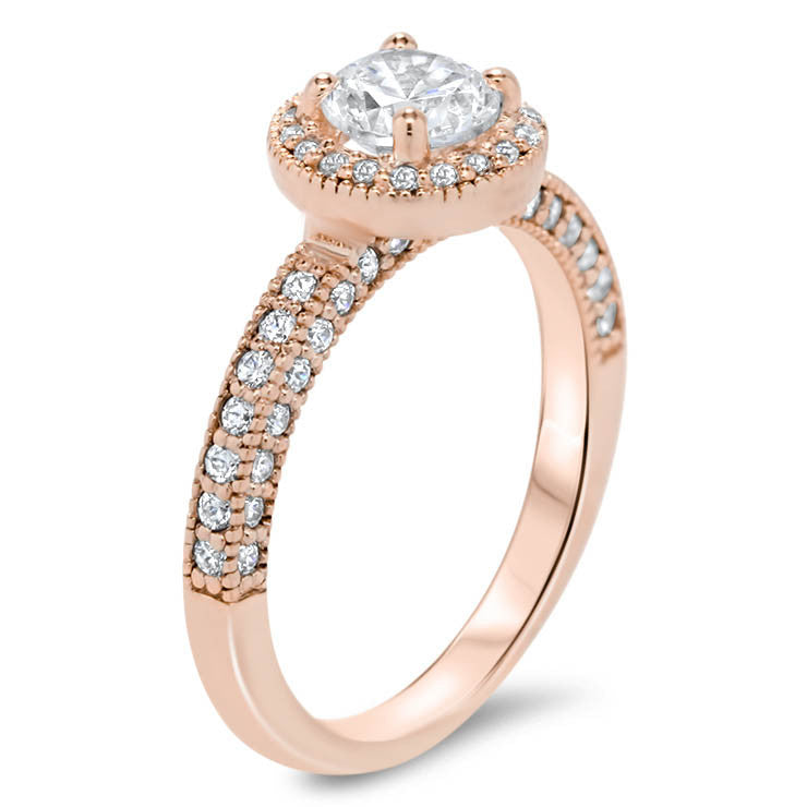 engagement rings halo low classic profile com item weddingrings