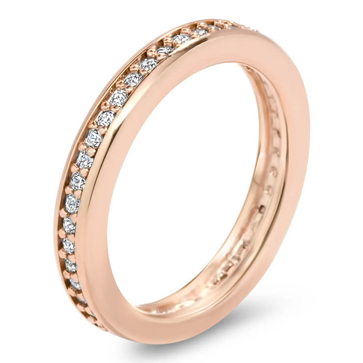 Diamond Eternity Wedding Band - Vida