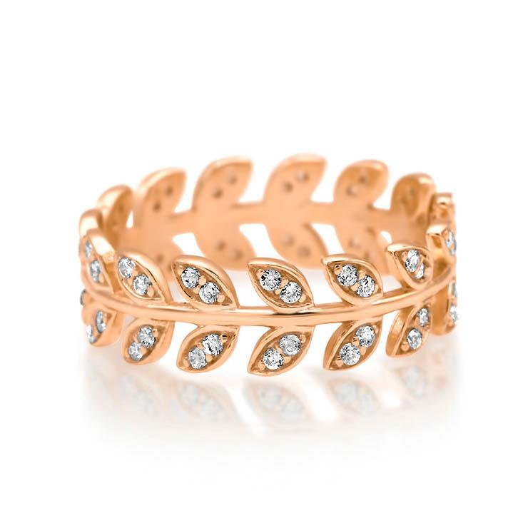 Flourish Diamond Band