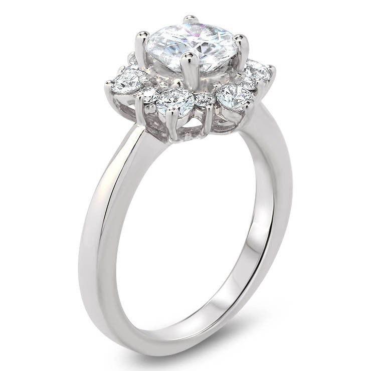 platinum engagement set ring mccaul band with collection wedding matching rings diamond goldsmiths balance