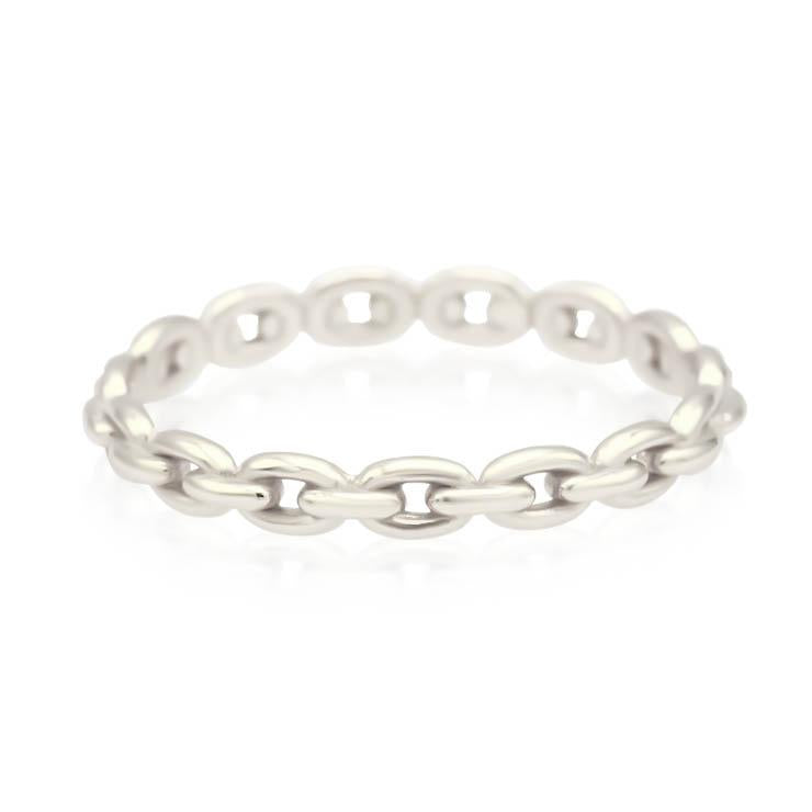 Thin Chain Link Band