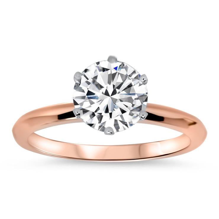 Deposit Listing for Rona - Custom Engagement Ring and Wedding Band - Moissanite Rings