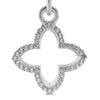 Diamond North Star Pendant - Moissanite Rings