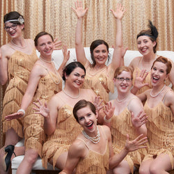Flapper Class! Nov 8 - Dec 13, Fridays, 7:30 - 9:00