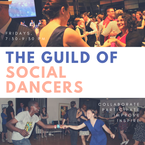 The Guild of Social Dancers