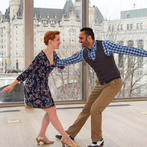 Swing 1: Feb 19 - Mar 25, Wednesdays, 8:30 - 10:00 (6 Weeks)