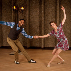 Swing 3: Oct 22 - Nov 26, Tuesdays, 8:00 - 9:30