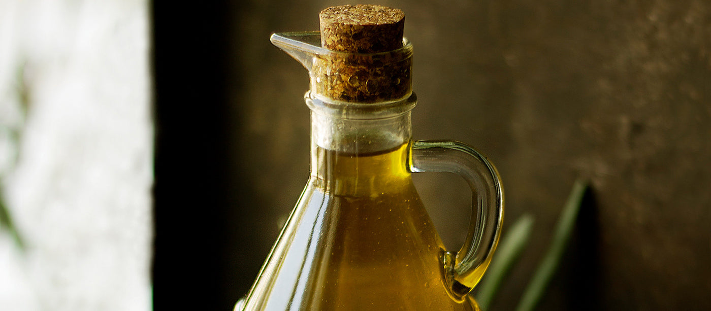 Everything tastes better with olive oil