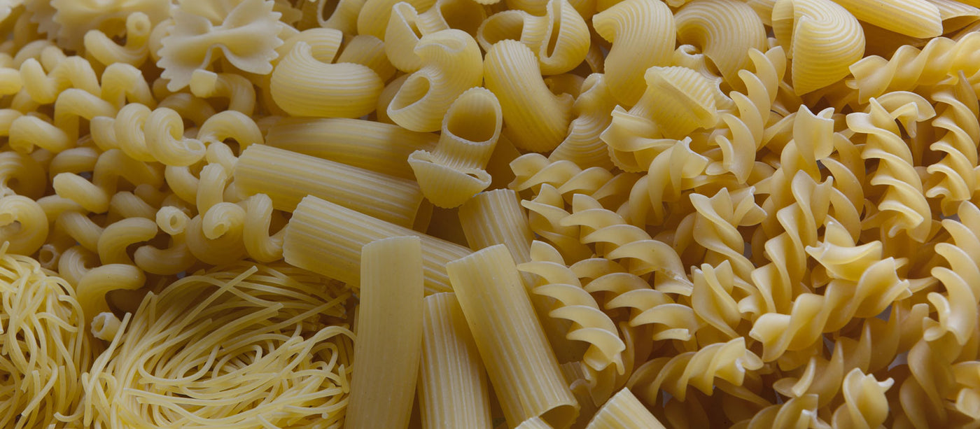 Fresh Italian pasta, made in Qatar